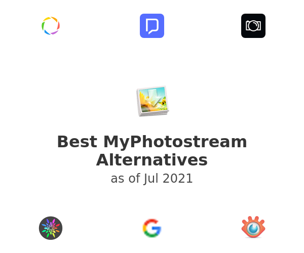 Best MyPhotostream Alternatives