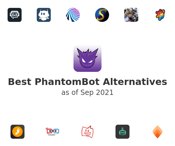 Best PhantomBot Alternatives