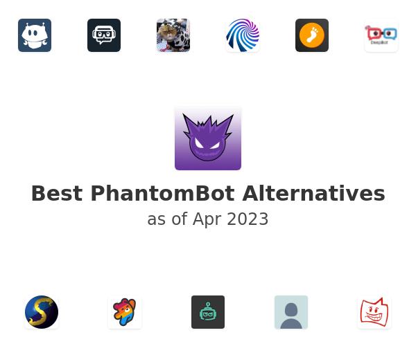 Best PhantomBot Alternatives