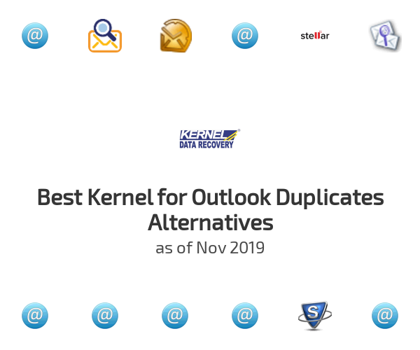 Best Kernel for Outlook Duplicates Alternatives
