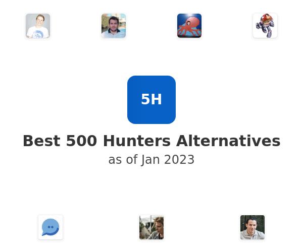 Best 500 Hunters Alternatives