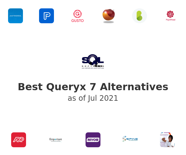 Best Queryx 7 Alternatives