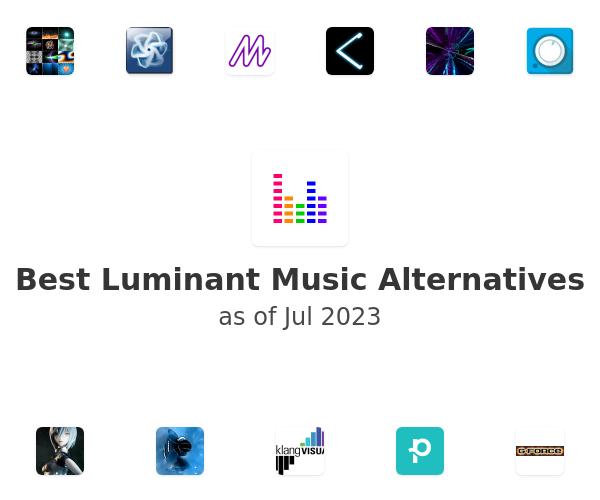 Best Luminant Music Alternatives