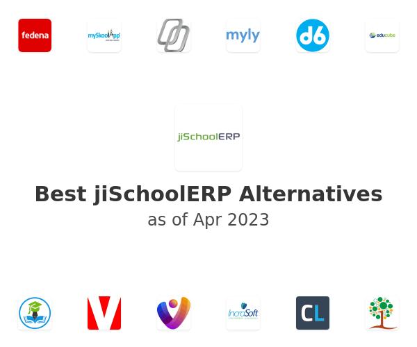 Best jiSchoolERP Alternatives
