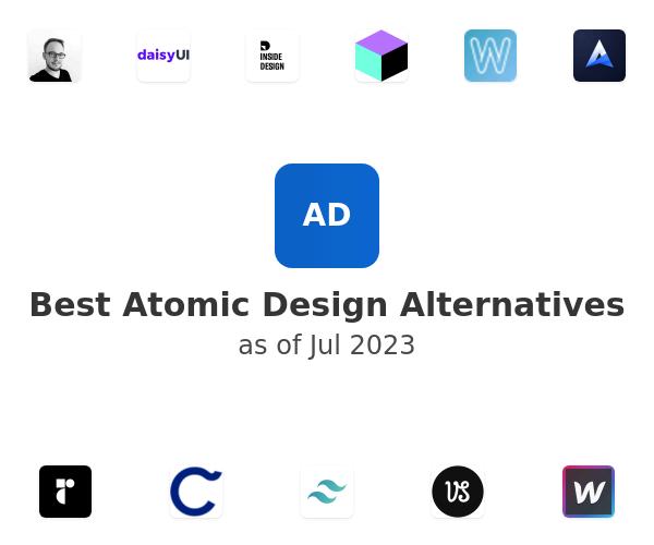 Best Atomic Design Alternatives