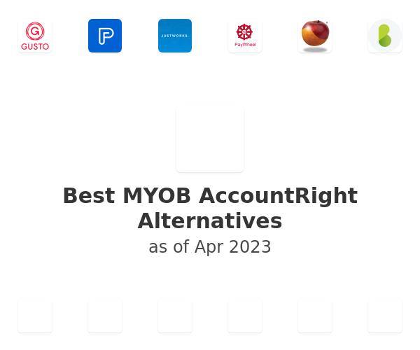 Best MYOB AccountRight Alternatives