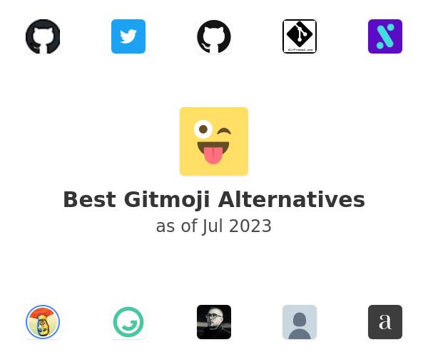 Best Gitmoji Alternatives