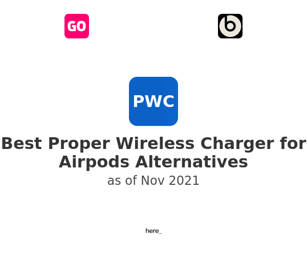 Best Proper Wireless Charger for Airpods Alternatives