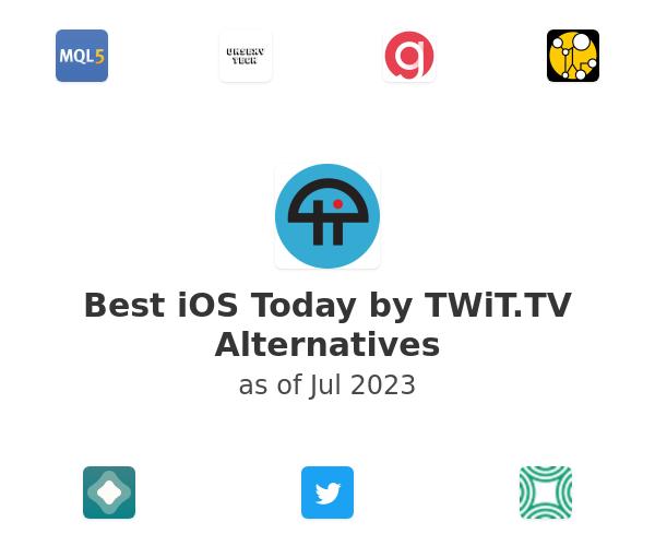 Best iOS Today by TWiT.TV Alternatives