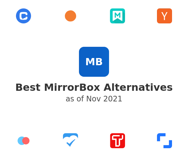 Best MirrorBox Alternatives