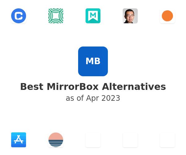 Best MirrorBox Alternatives