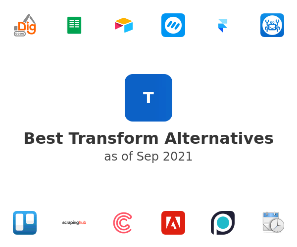 Best Transform Alternatives