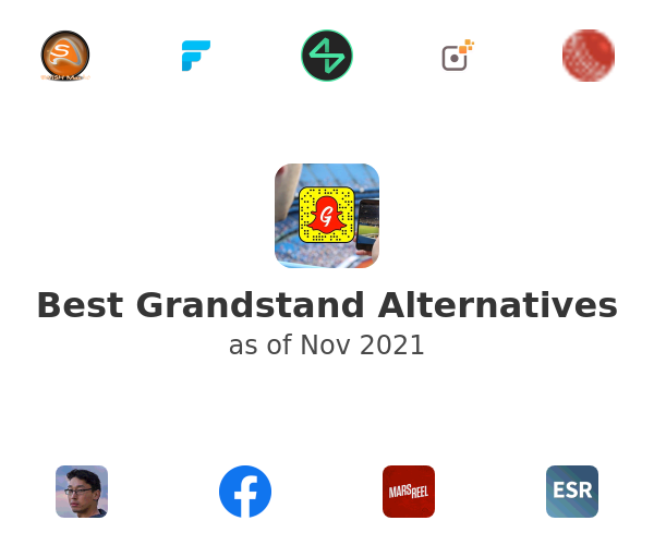 Best Grandstand Alternatives