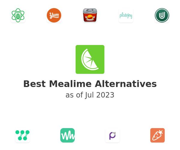 Best Mealime Alternatives