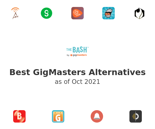 Best GigMasters Alternatives