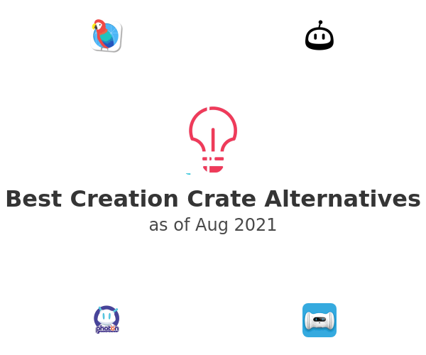 Best Creation Crate Alternatives