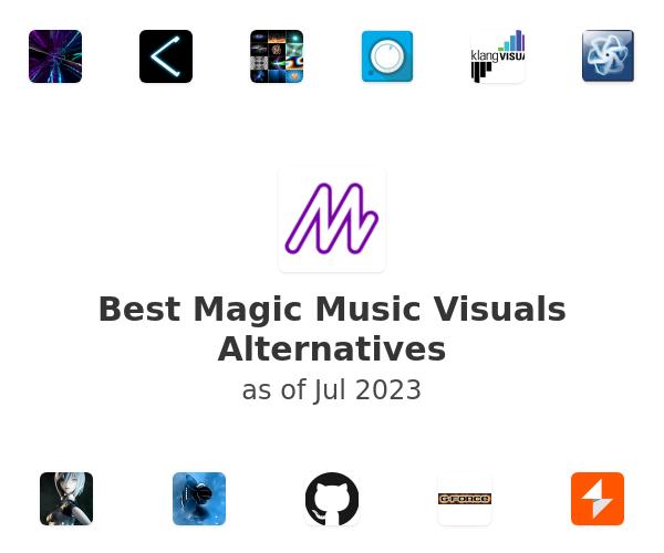 Best Magic Music Visuals Alternatives