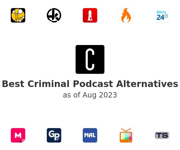 Best Criminal Podcast Alternatives
