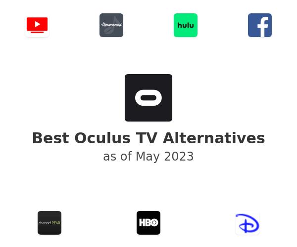 Best Oculus TV Alternatives