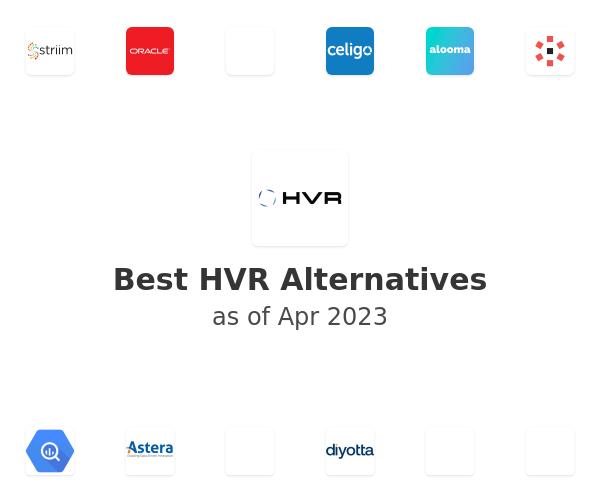 Best HVR Alternatives