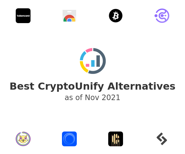 Best CryptoUnify Alternatives