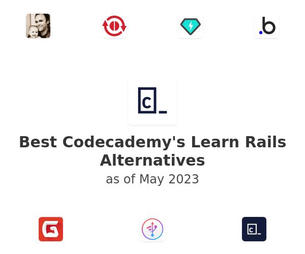 Best Codecademy's Learn Rails Alternatives