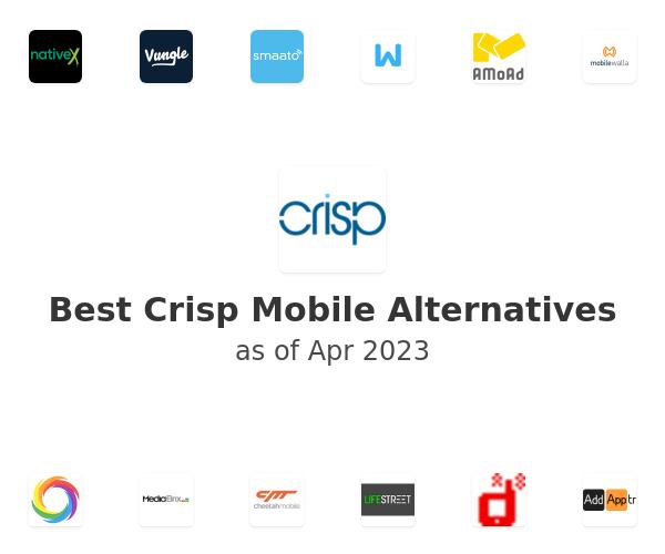 Best Crisp Mobile Alternatives