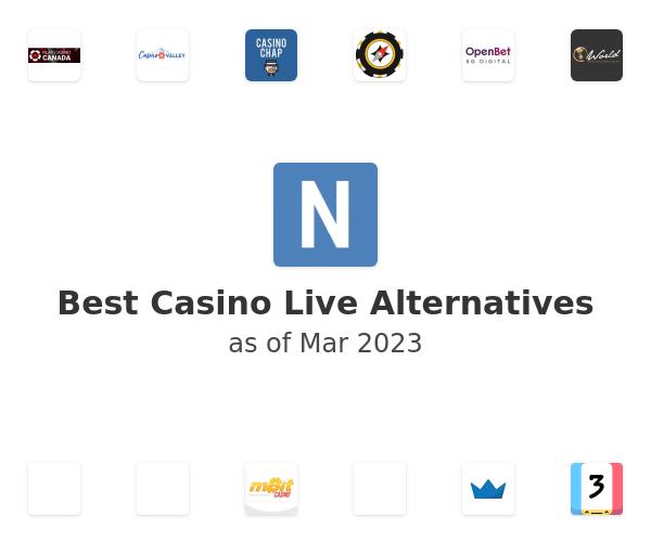 Best Casino Live Alternatives