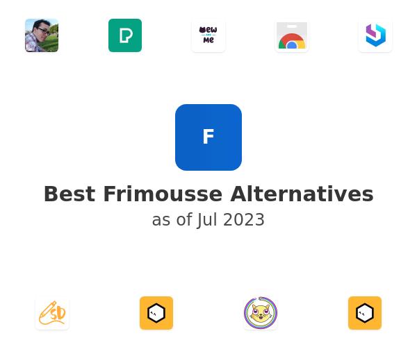 Best Frimousse Alternatives