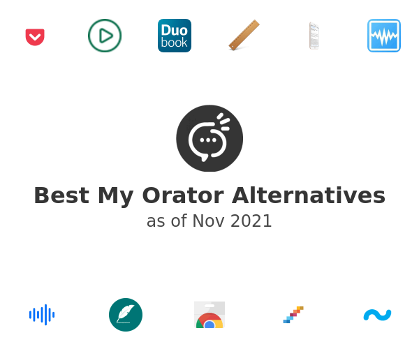Best My Orator Alternatives