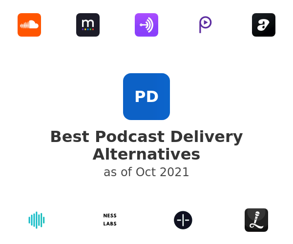 Best Podcast Delivery Alternatives