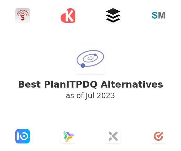 Best PlanITPDQ Alternatives
