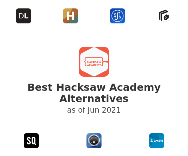Best Hacksaw Academy Alternatives