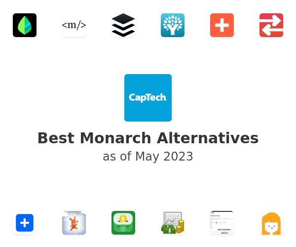 Best Monarch Alternatives