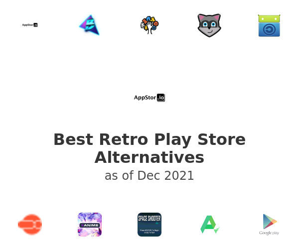Best Retro Play Store Alternatives