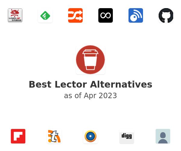 Best Lector Alternatives