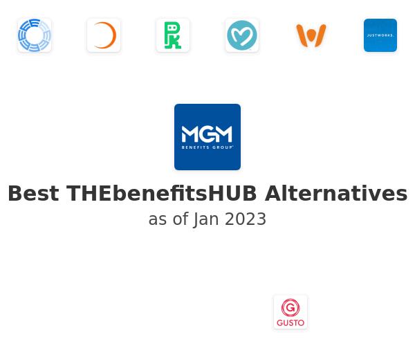 Best THEbenefitsHUB Alternatives