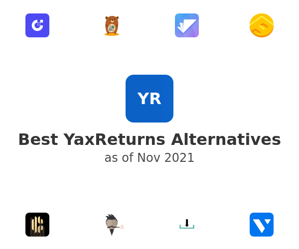 Best YaxReturns Alternatives
