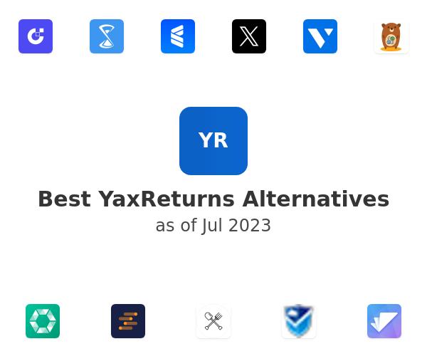 Best YaxReturns Alternatives