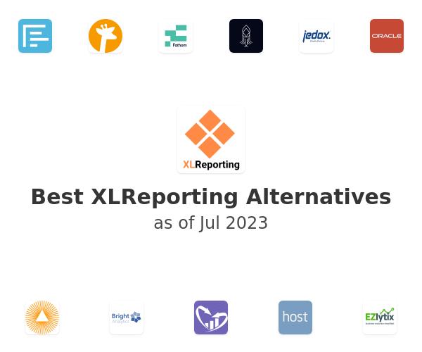 Best XLReporting Alternatives