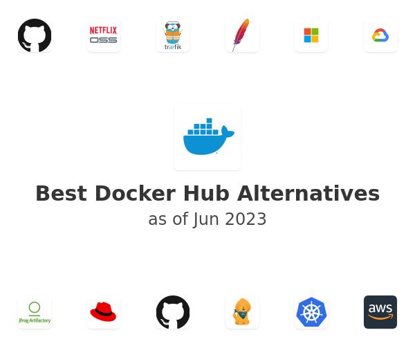 Best Docker Hub Alternatives