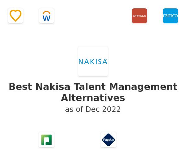 Best Nakisa Talent Management Alternatives