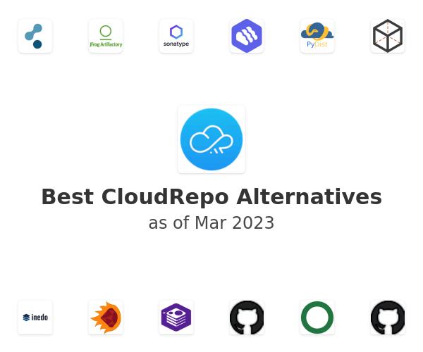 Best CloudRepo Alternatives