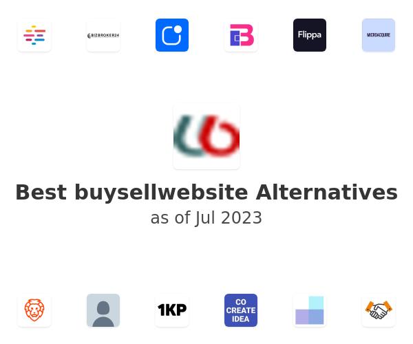 Best buysellwebsite Alternatives