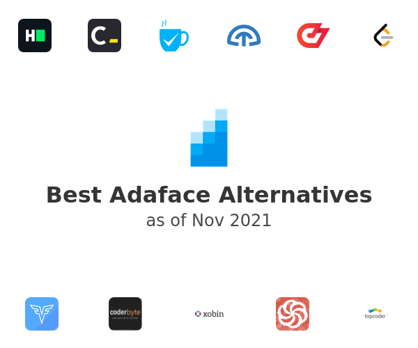Best Adaface Alternatives