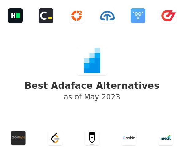Best Adaface Alternatives