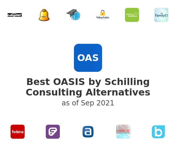 Best OASIS by Schilling Consulting Alternatives