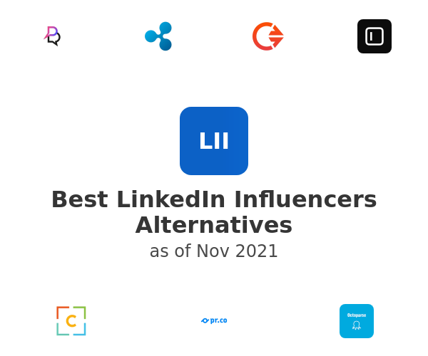 Best LinkedIn Influencers Alternatives