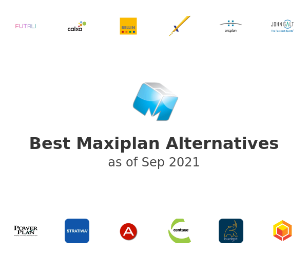 Best Maxiplan Alternatives
