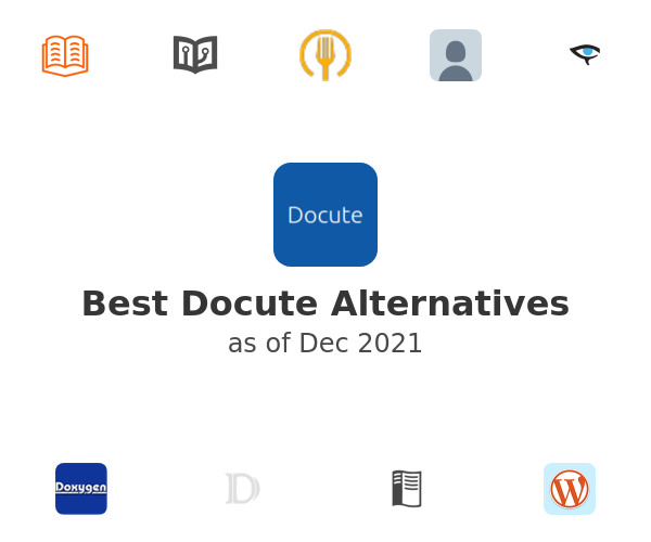 Best Docute Alternatives